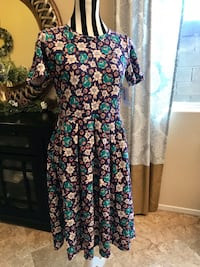 Brand New With Tags! Pretty Amelia LulaRoa Dress Size Large Las Vegas, 89148