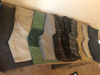 16 pairs of Men's Shorts- size 34 La Habra, 90631
