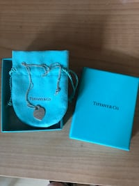 Collana messa 2 ore originale tiffany
