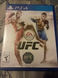 EA Sports UFC Sony PS4 game  Payson, 84651