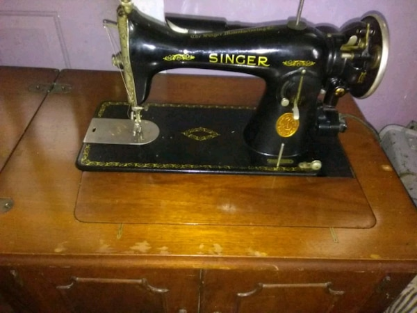 Used 1932 Singer Sewing Machine For Sale In Minneapolis