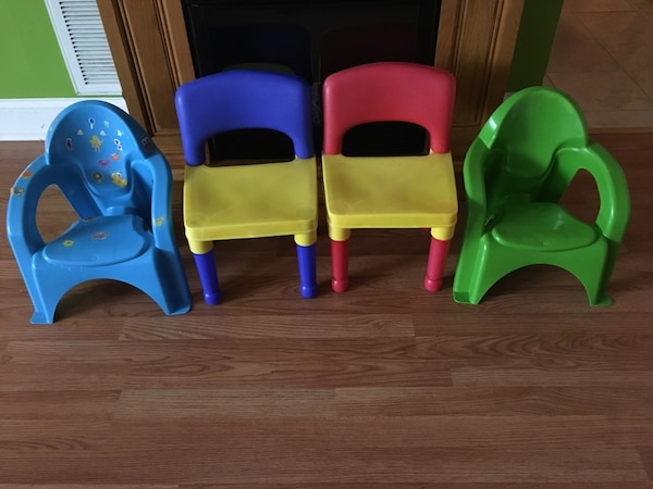 """Chairs """" all for$ 10"""