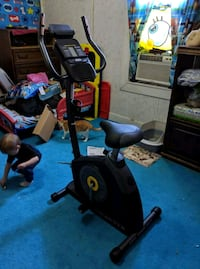 Gold's Gym Trainer 300 Ci Upright Exercise Bike Danville, 24540
