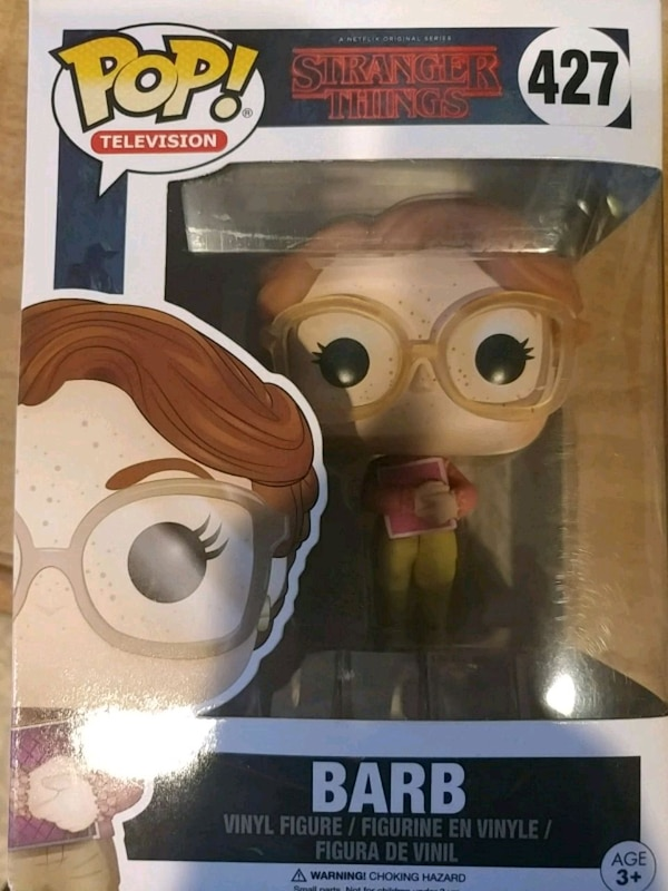 ae067657a04 Used Barb-Stranger Things  Pop Vinyl for sale in Milford - letgo