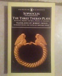 """The Three Theban Plays"" by Sophocles Toronto, M2N 1E5"