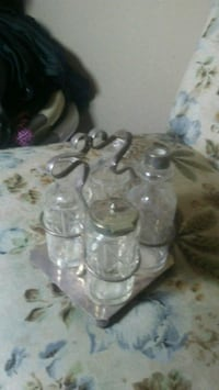 Antique vintage glass or crystal beautiful pieces Houston, 77086