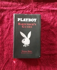 Playboy Bartender's Guide by Thomas Mario book Edcouch, 78538