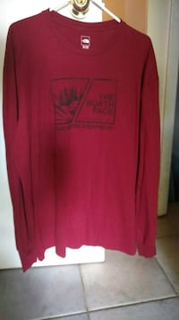 XL North Face Long sleeve London, N5Y