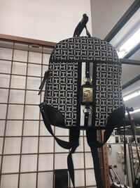 black and grey backpack Patchogue, 11772