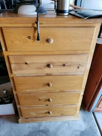 Tall chest of drawers Bakersfield, 93312