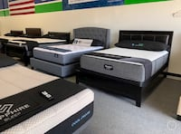 LIQUIDATION! King Twin Full Queen Mattress Adjustable Foundations 18 models #972 Charlotte, 28278