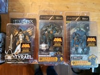 action figures collectables(still in cases) Cow Bay, B3G 1K1