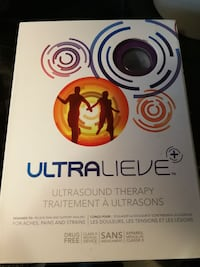white Ultralieve Ultrasound Therapy box Mississauga, L5L 1C9