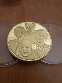 Moneda The Beatles  Barcelona, 08020