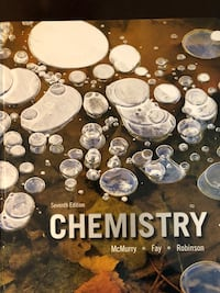 Organic Chemistry Textbook with study guide 7th edition Mcmurry Mississauga, L4T