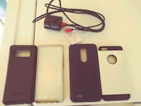 Cases and charger Pharr, 78577