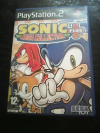 PS2 Sonic Mega Collection Barcelona, 08003