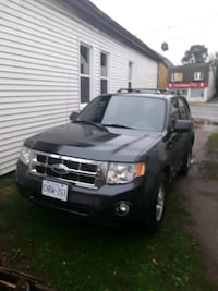 2008 Ford Escape Certified