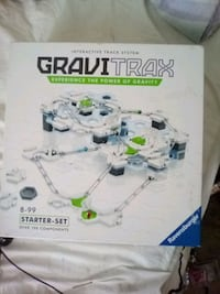 Interactive track system