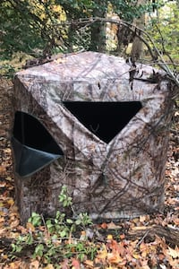 Hunting blind ,shooting tripod, hunting lawn chair and hunting stool Temple Hills, 20748