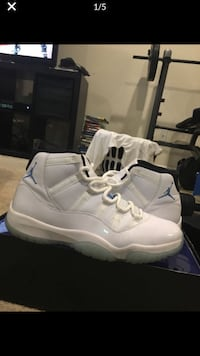 Jordan 11 legend blues Frederick, 21704