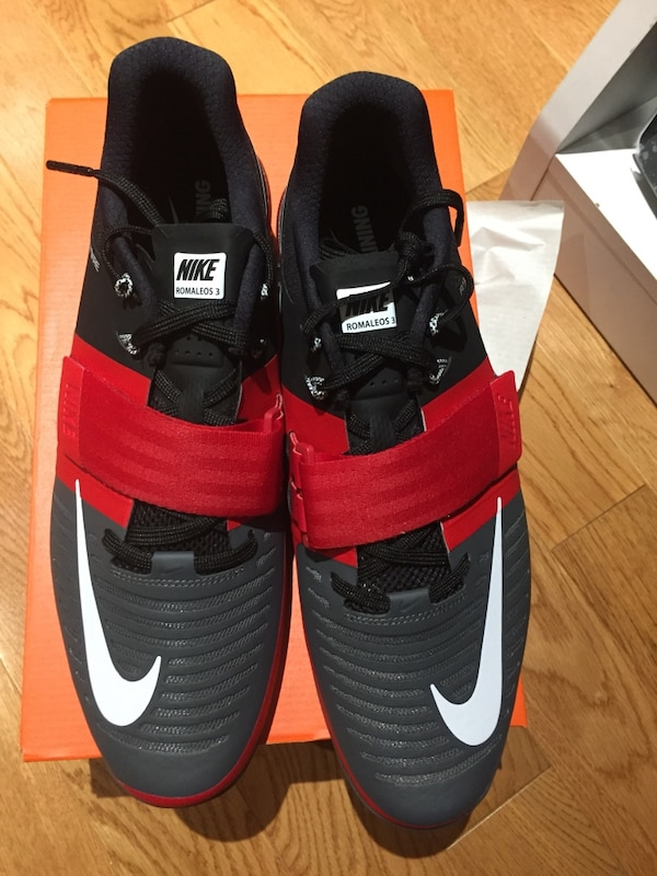 c3a17671d0c Used Nike Romaleos 3 for sale in Toronto - letgo