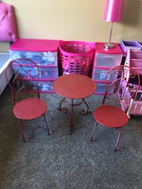 Bistro table set for Toddler Las Vegas, 89122