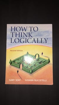 Philosophy logical thinking textbook Coquitlam, V3C 3L3