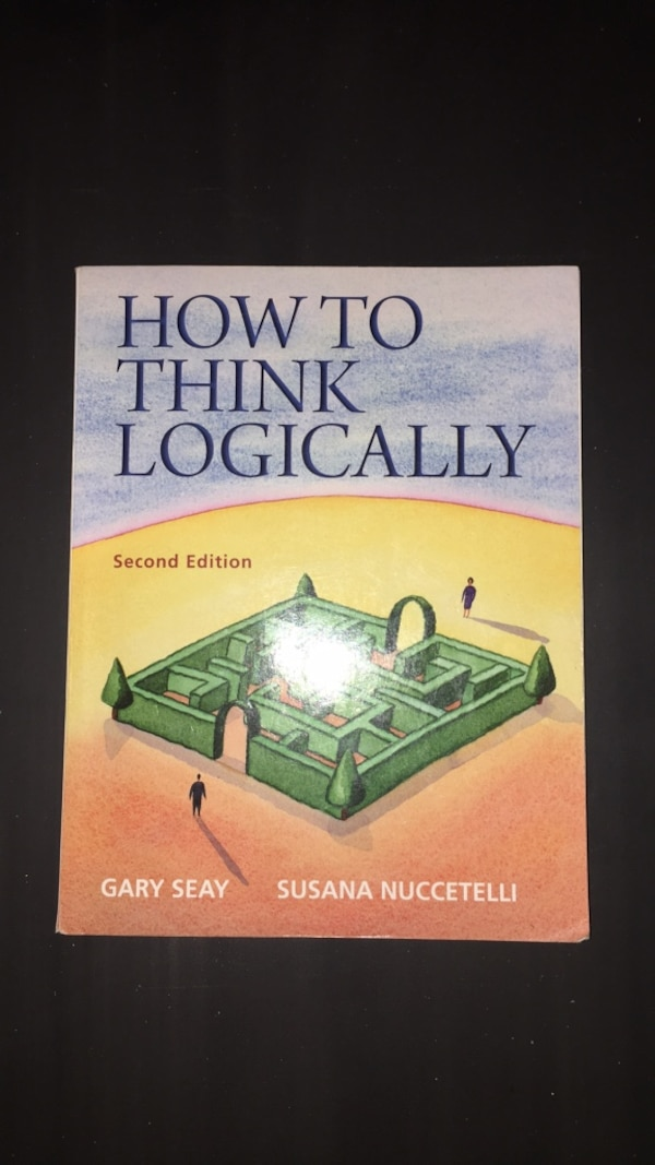 Philosophy logical thinking textbook