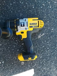 yellow and black DeWalt cordless power drill Nampa, 83651