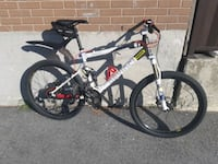 Devinci Moonracer mountain bike