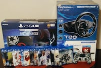 PS4 Pro Star Wars Battlefront 2 1TB PlayStation PSVR VR Gran Turismo + 16 Spill Bergen