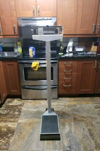Detecto doctor scale