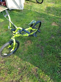 20 inch bmx bicycle