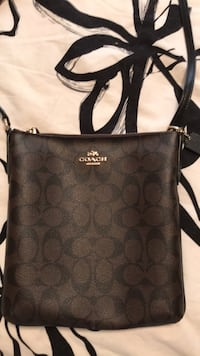 Coach crossbody Calgary