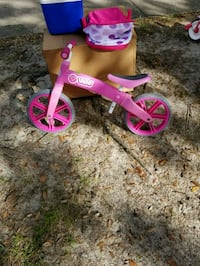 toddler's pink and purple trike Fort Walton Beach