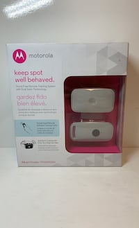 Motorola shock free remote training system with dual sonic technology