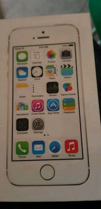 Iphone 5s 16gb 6796 km