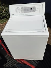 white top-load clothes washer San Marcos, 92069