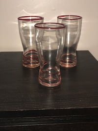 Vintage T.G.I Friday's Ultimate  Drinking Glasses Fairfax, 22035