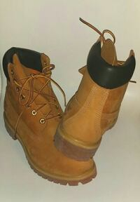 NEW TIMBERLAND MEN'S BOOTS