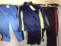 Adidas suit and pair of Nike and Adidas pants kids 4T brand new Hamilton, L8L