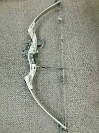 gray and black compound bow Hagerstown, 21740