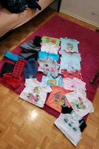 Clothes for girls, size 4&5&6 Ottawa, K2G 2A8
