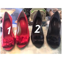 Nine West Ladies Shoes Size 7.5 - Each $7 - Buy both for $12 Sebring, 33870
