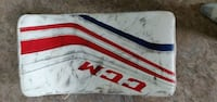 CCM Premier Sr Pro Blocker - Used & in Great Condition Toronto, M5T 1B3
