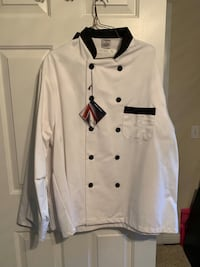 Chef jacket size large Coventry, 02816