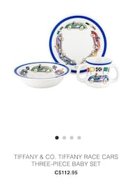 Used Tiffany & Co  Tiffany Race car baby set Brampton, L6S