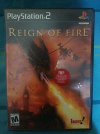 PS2: Reign Of Fire Dayton, 45431