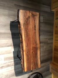 Black walnut Live edge bench Orangeville, L9W